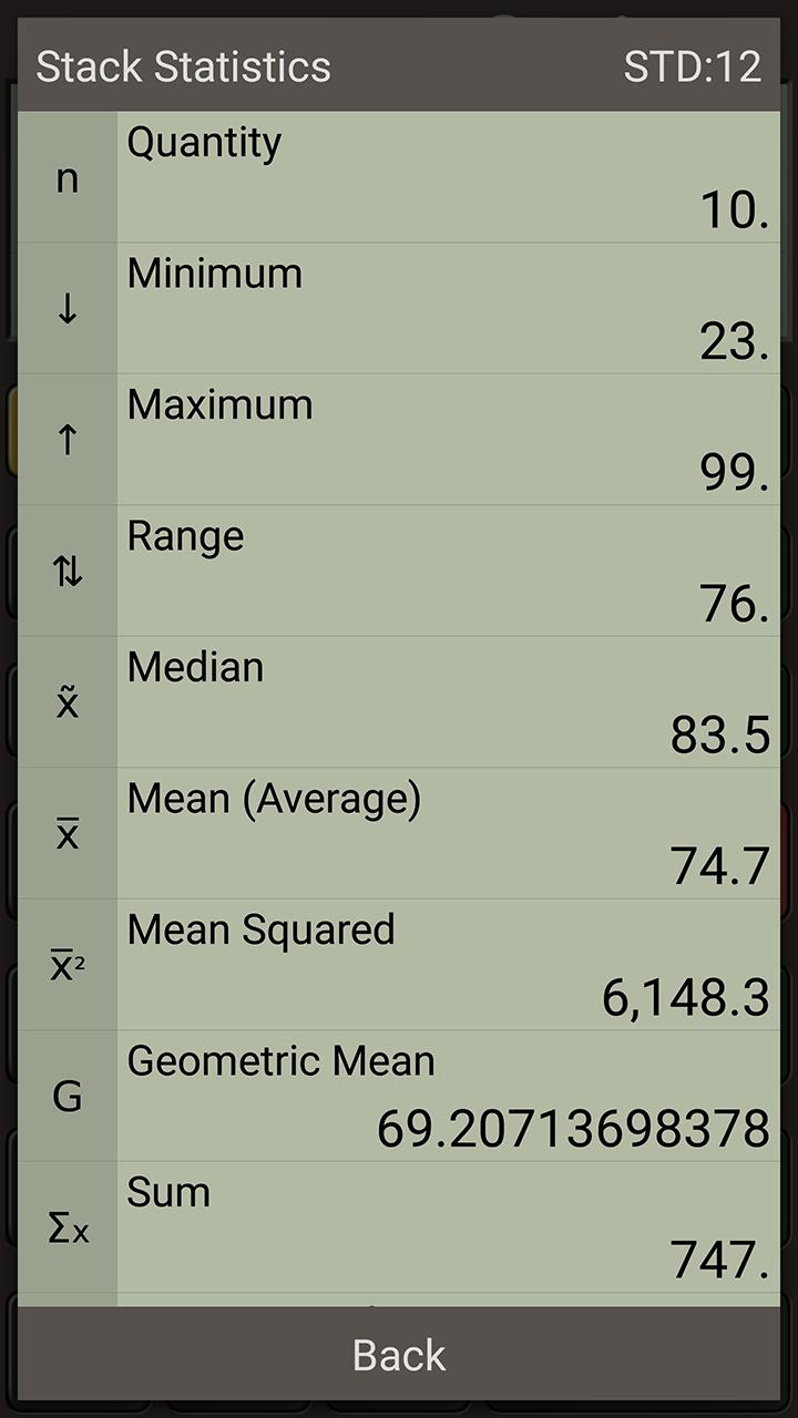 Scientific Mode – CalcTastic
